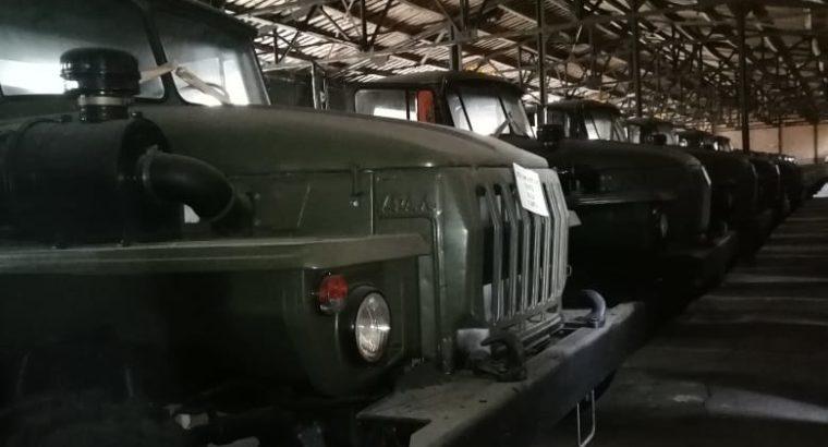 Урал-4320 борт